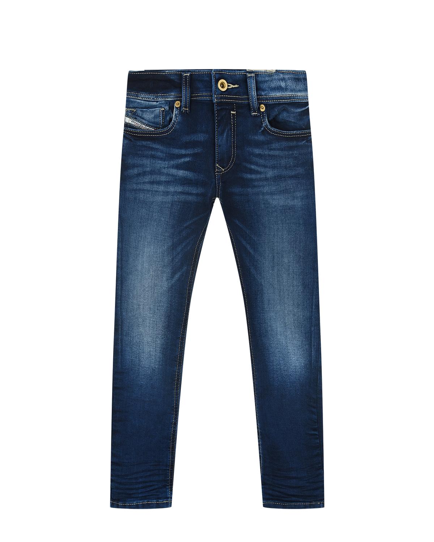Купить со скидкой Синие базовые джинсы Diesel детские