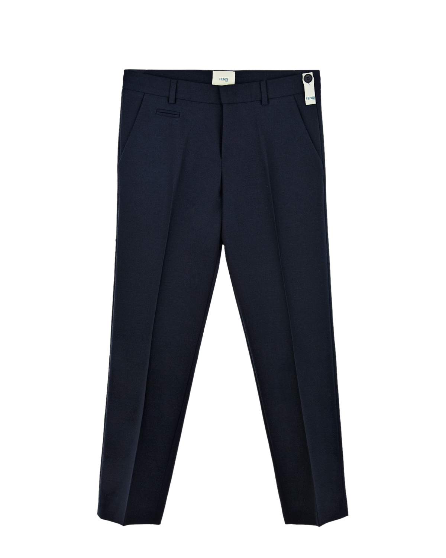 классические брюки fendi для мальчика