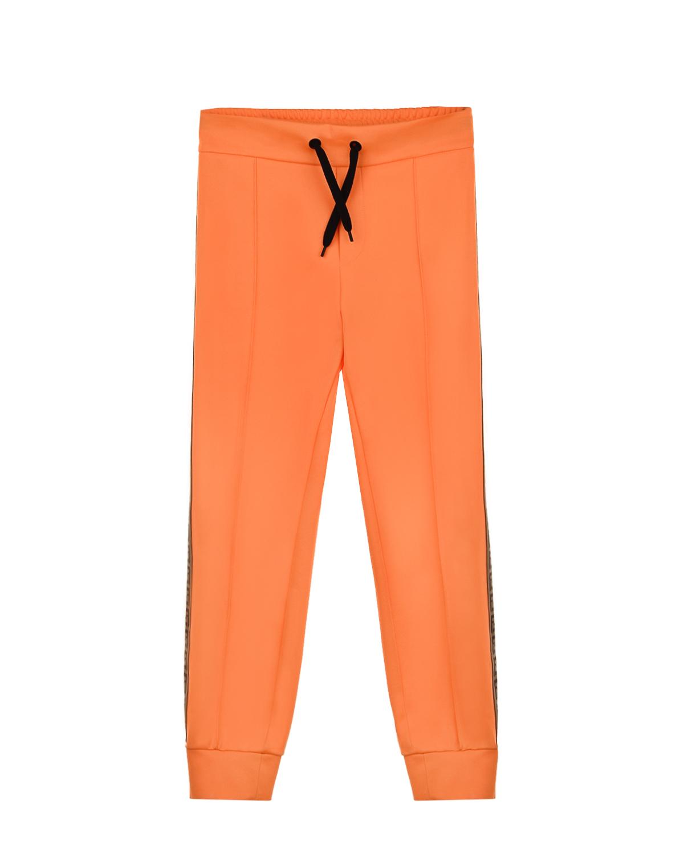 спортивные брюки fendi для мальчика