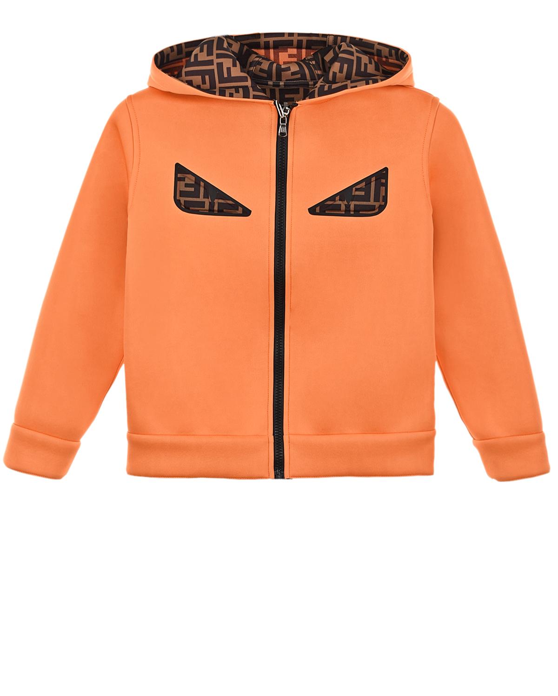 спортивные куртка fendi для мальчика