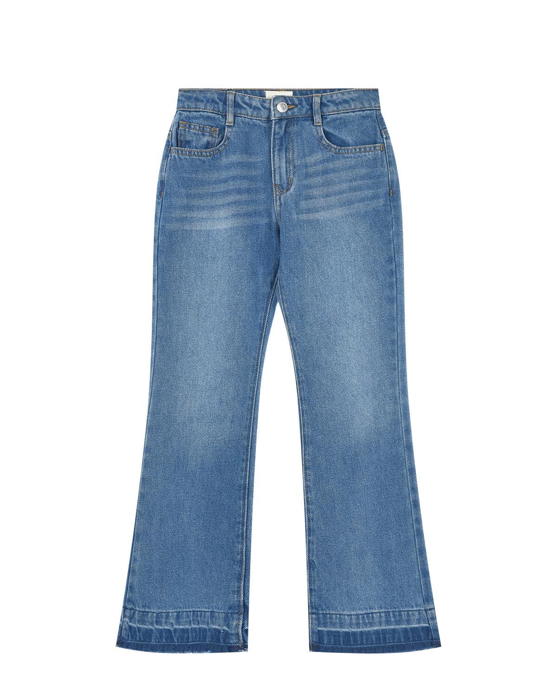 Голубые джинсы клеш Its in my jeans детские фото