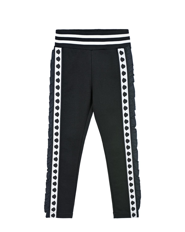 спортивные брюки moncler для девочки