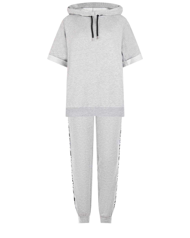 Купить Комплект для беременных Carmel Springs из свитшота и брюк Pietro Brunelli, Нет цвета, 96%хлопок+4%эластан