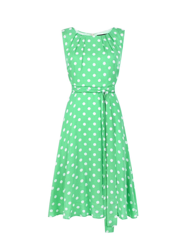 Купить Зеленое платье для беременных Pietro Brunelli, Зеленый, 100%вискоза