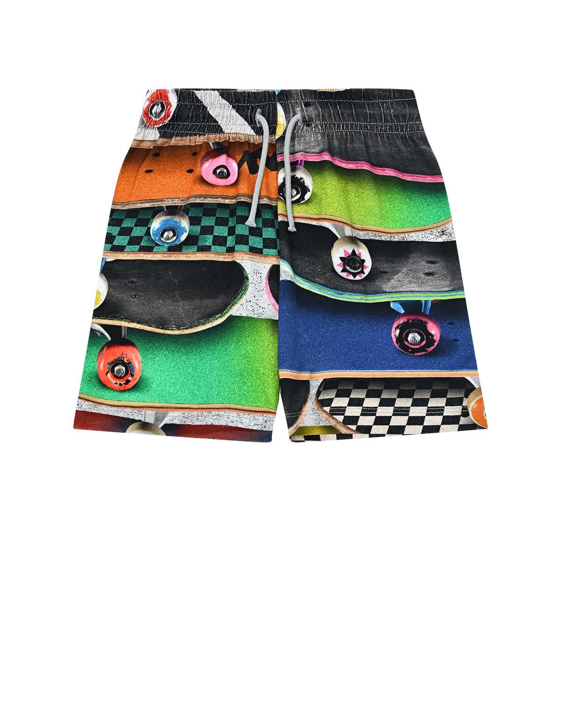 Бермуды Alim Skateboards Molo детские фото