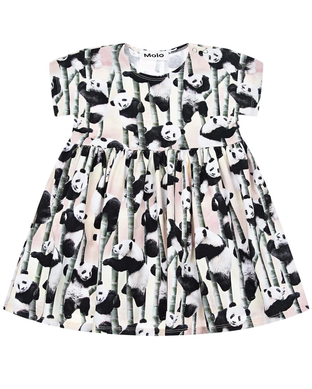 Платье Channi Yin Yang Molo детское фото
