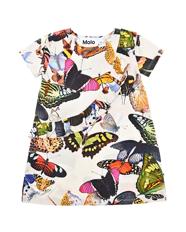 Платье Cydney Papillon Molo детское фото