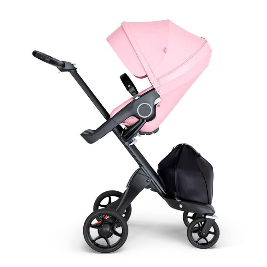 Купить Детская коляска 2 в 1 Xplory V6 Lotus Pink Stokke, Нет цвета, см.на уп.