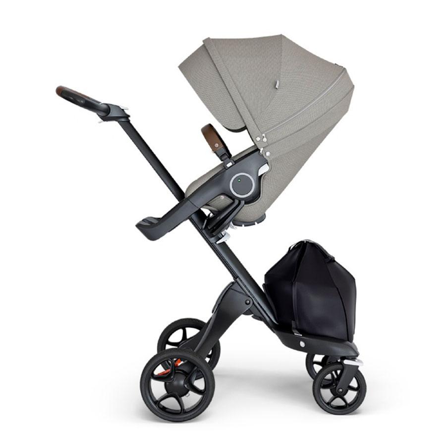 Купить Детская коляска 2 в 1 Xplory V6 Brushed Grey Stokke, Нет цвета, см.на уп.