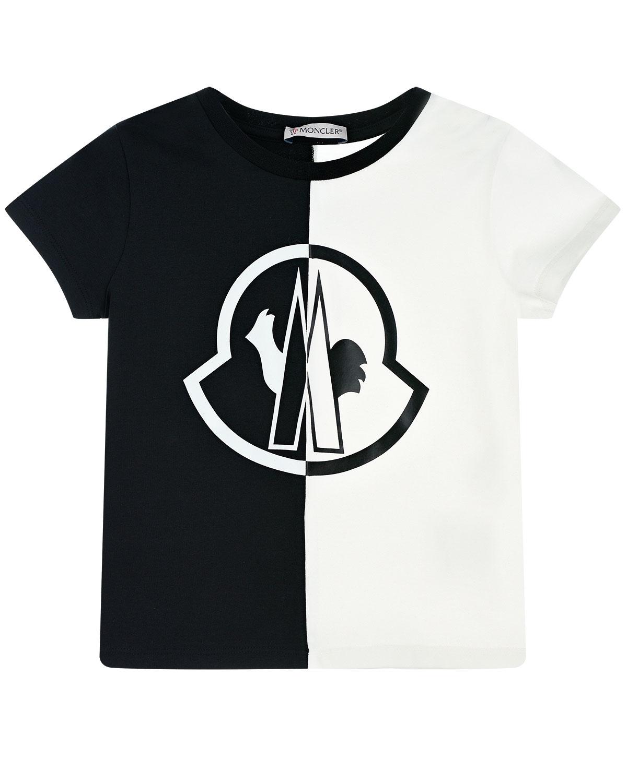 футболка moncler для девочки