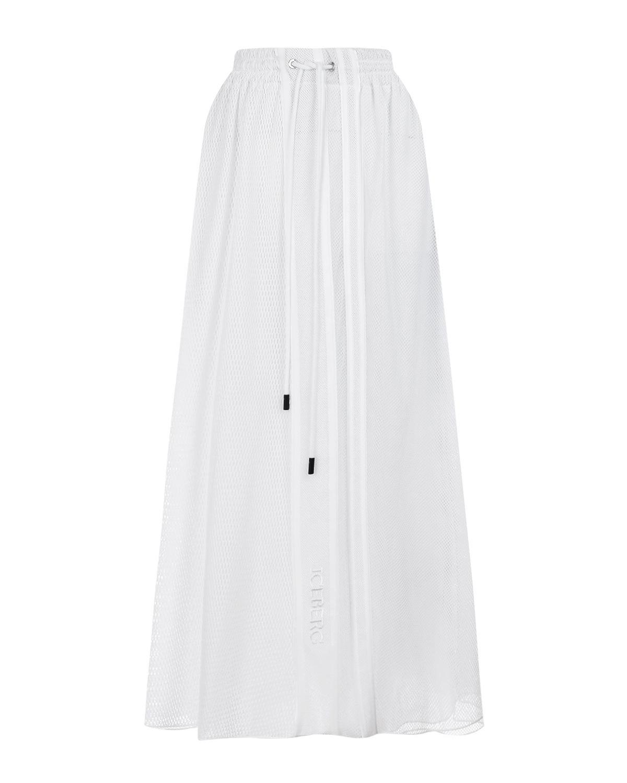 женская юбка миди iceberg