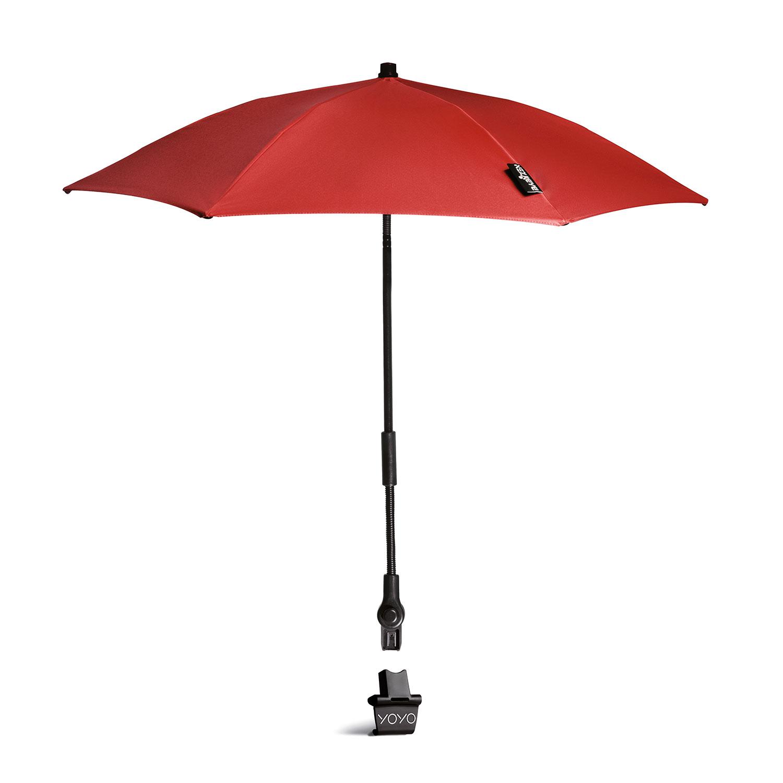 Купить Зонт от солнца Красный / YOYO Parasol - Red BABYZEN, Нет цвета, 100% пластик, 100% текстиль, 100% металл