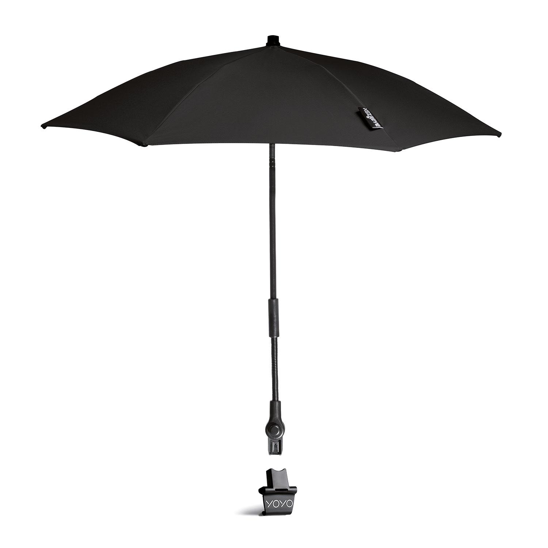 Купить Зонт от солнца Черный / YOYO Parasol - Black BABYZEN, Нет цвета, 100% пластик, 100% текстиль, 100% металл