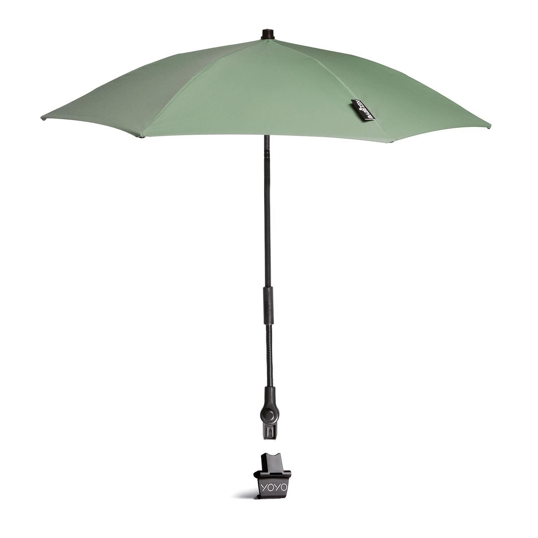 Купить Зонт от солнца Мятный / YOYO Parasol - Peppermint BABYZEN, Нет цвета, 100% пластик, 100% текстиль, 100% металл
