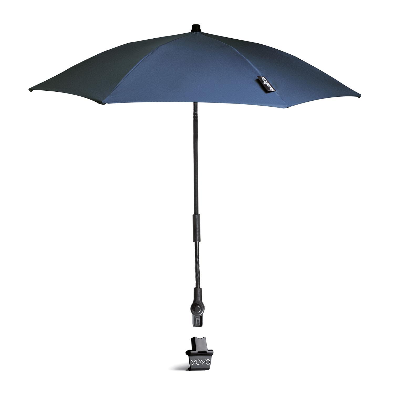Купить Зонт от солнца Темно-синий / YOYO Parasol - Navy Blue BABYZEN, Нет цвета, 100% пластик, 100% текстиль, 100% металл