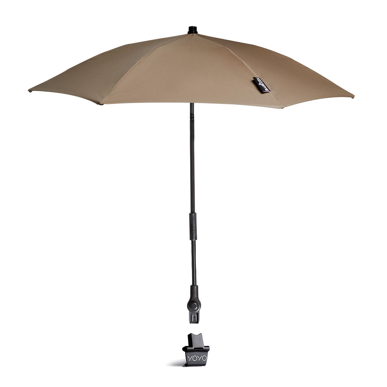 Купить Зонт от солнца Тоффи / YOYO Parasol - Toffee BABYZEN, Нет цвета, 100% пластик, 100% текстиль, 100% металл