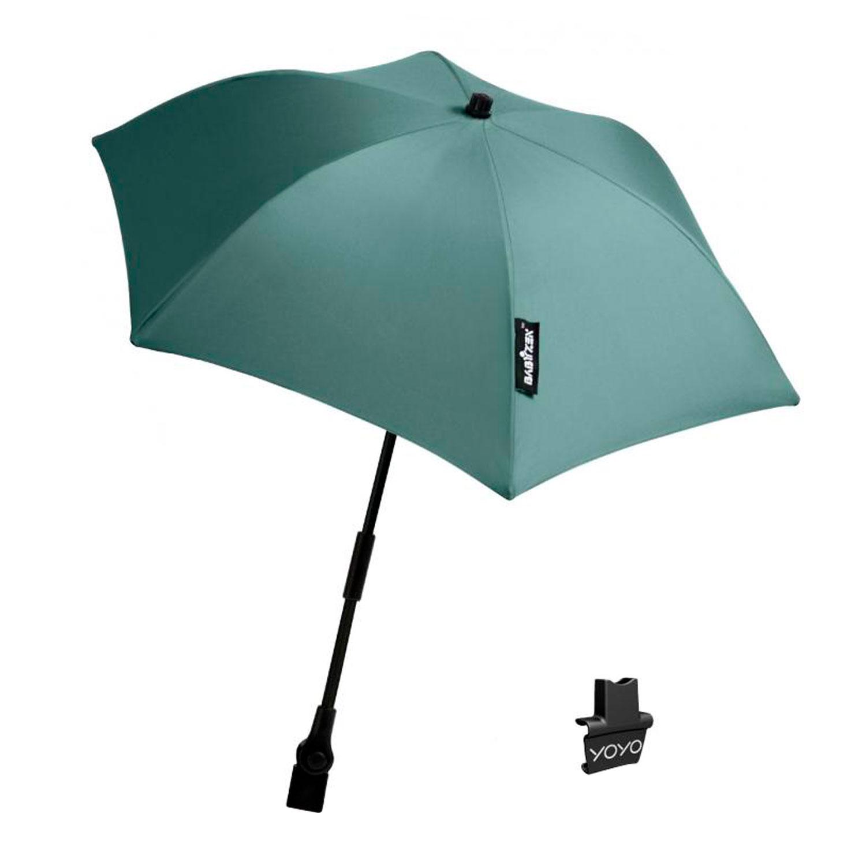 Купить Зонт от солнца Аква / YOYO Parasol - Aqua BABYZEN, Нет цвета, 100% пластик, 100% текстиль, 100% металл