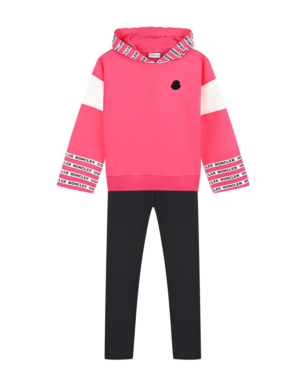 спортивный костюм moncler для девочки