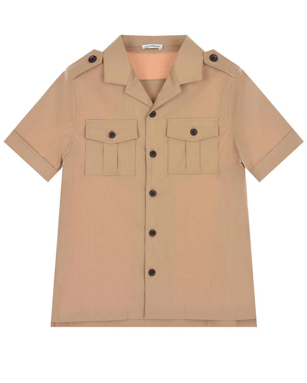 рубашка dolce & gabbana для мальчика