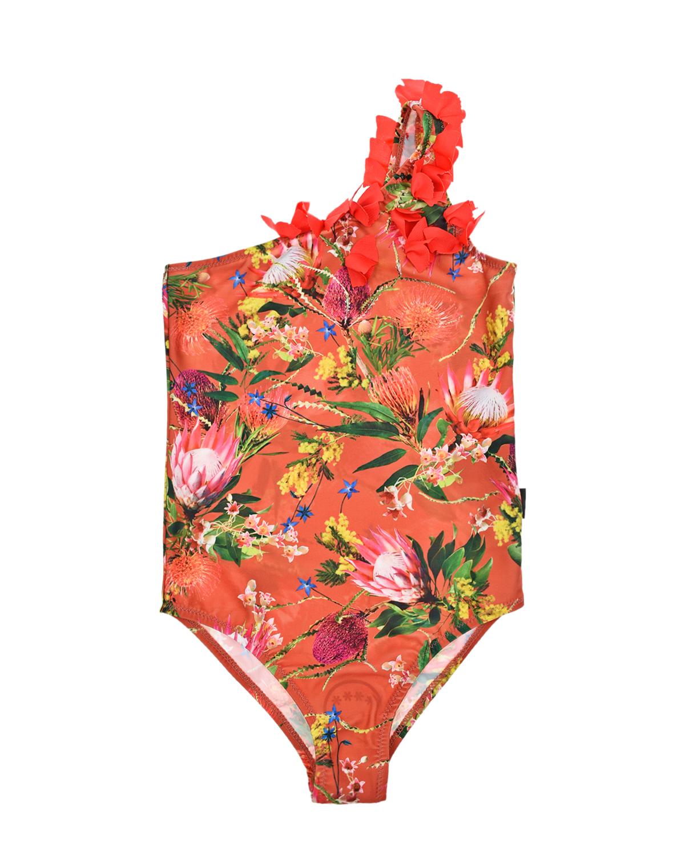 Купить Купальник Nai Australian Flowers Molo детский, Мультиколор, 85%полиэстер+15%эластан, 85%нейлон+15%эластан