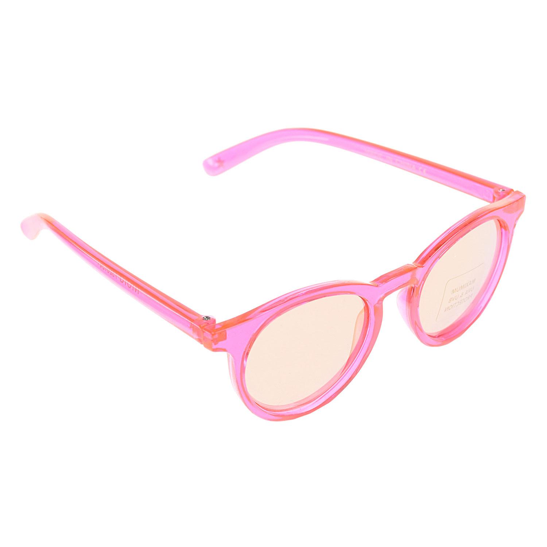 Солнечные очки Sun Shine Glowing Pink Molo детские