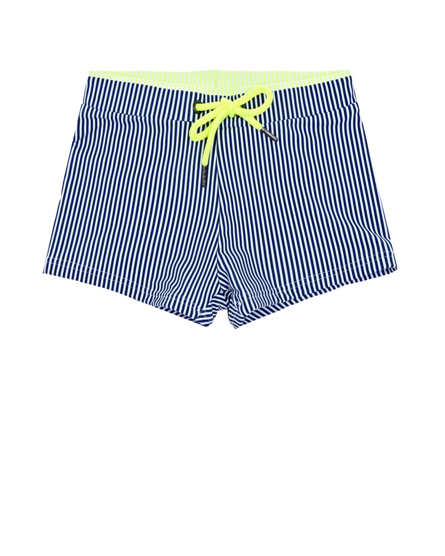 Купить Плавки-шорты в полоску SUNUVA детские, Мультиколор, 82%полиэстер+18%эластан, 92%полиэстер+8%эластан