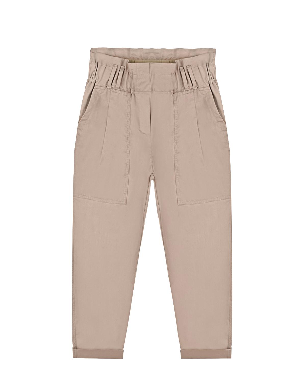 брюки brunello cucinelli для девочки