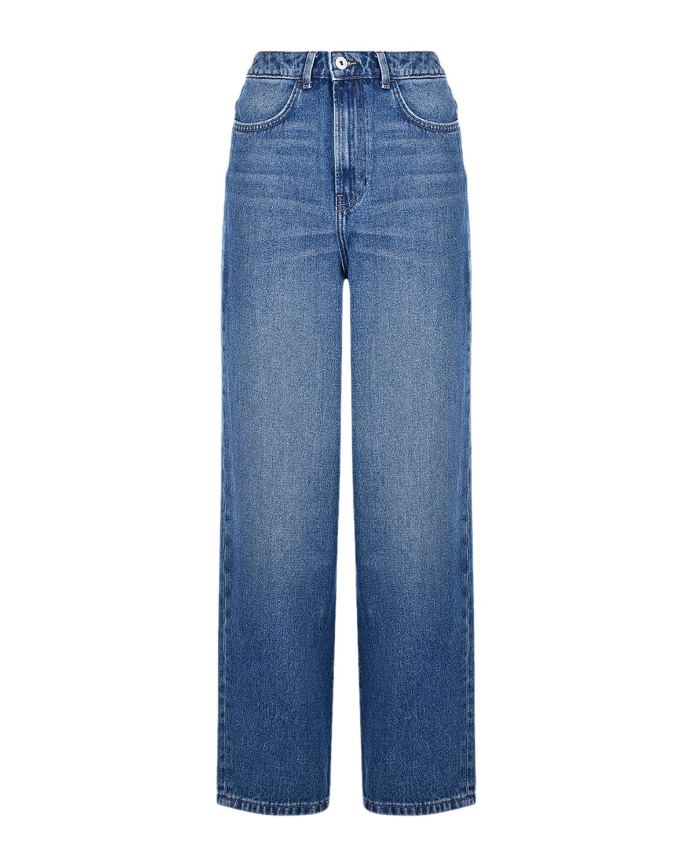 Купить Классические синие джинсы Les Coyotes de Paris, Серый, 100%хлопок