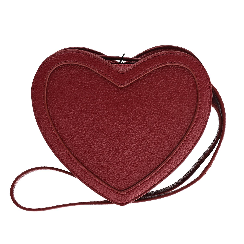 Купить Сумка Bossa Nova , 18x18x6 см Molo детская, Красный, 100%полиуретан, 100%полиэстер
