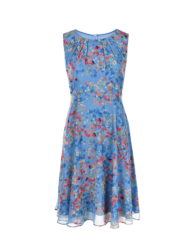 Купить Голубое платье для беременных Tamigi Pietro Brunelli, Голубой, 100% полиэстер