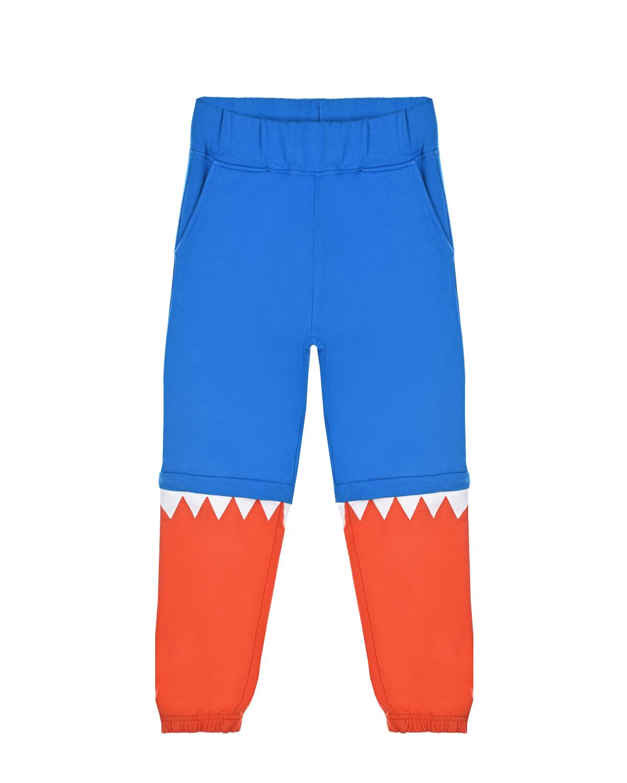 Купить Спортивные брюки-трансформеры Yporque детские, Мультиколор, 70%хлопок+25%модал+5%эластан