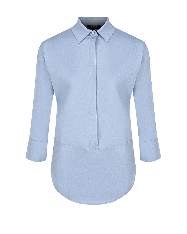 женская блузка с рукавом 3/4 attesa