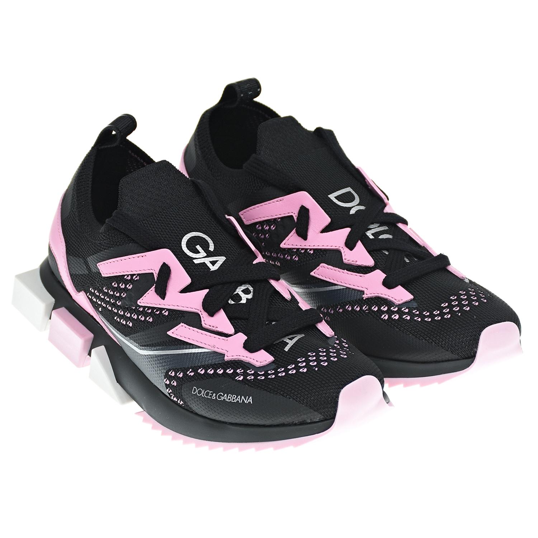 кроссовки dolce & gabbana для девочки