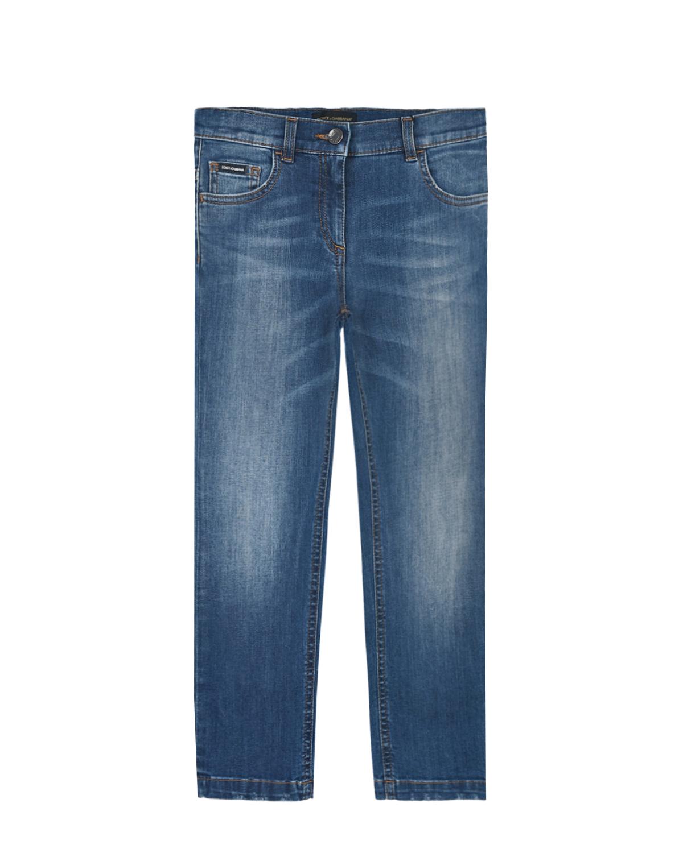 джинсы скинни dolce & gabbana для девочки