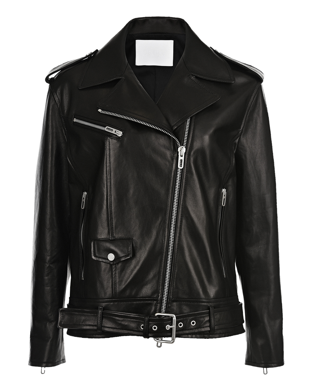 женская куртка косухи drome