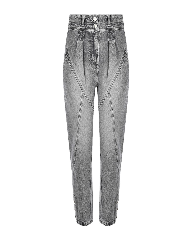женские джинсы с высокой посадкой iro