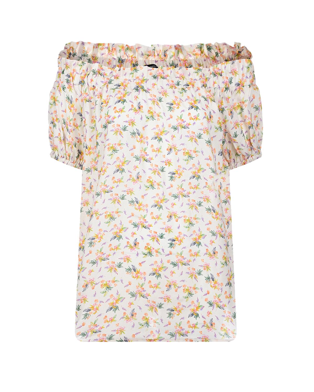 женская блузка pietro brunelli