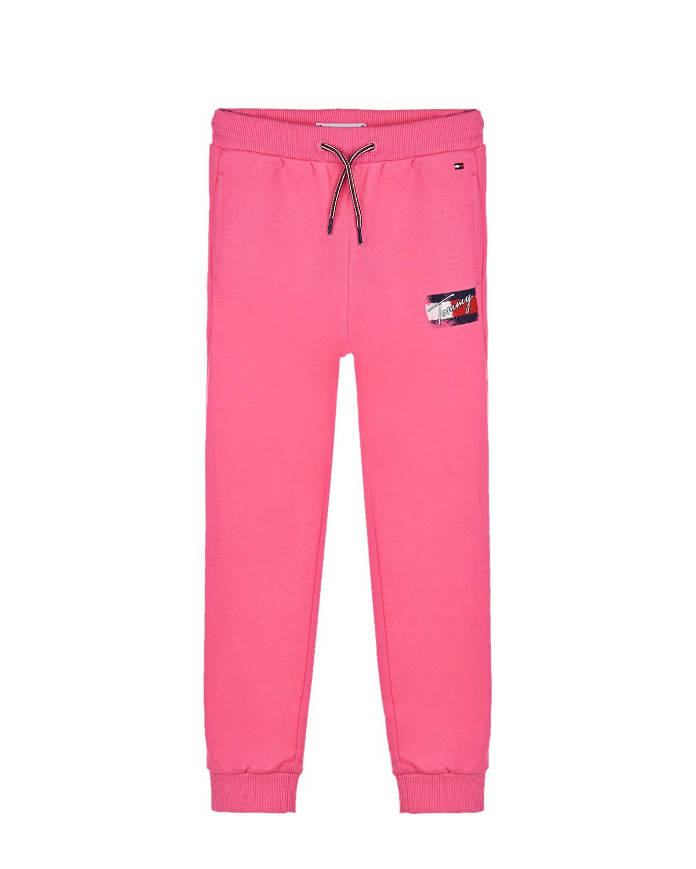 спортивные брюки tommy hilfiger для девочки