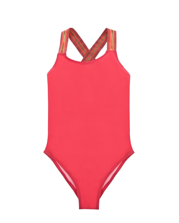 Купить Слитный розовый купальник Neve Molo детский, Розовый, 80%нейлон+20%эластан