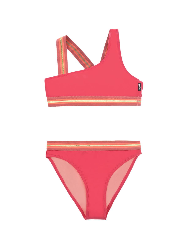 Купить Раздельный розовый купальник Nicola Molo детский, Розовый, 85%нейлон+15%эластан, 80%нейлон+20%эластан