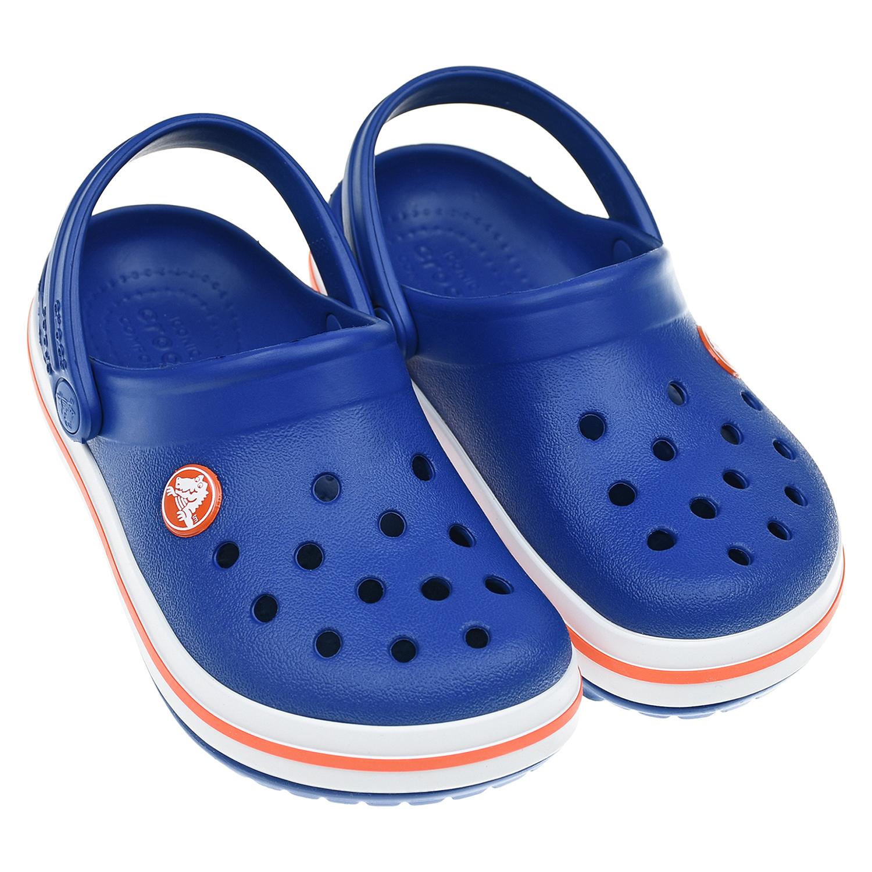 сланцы crocs для мальчика