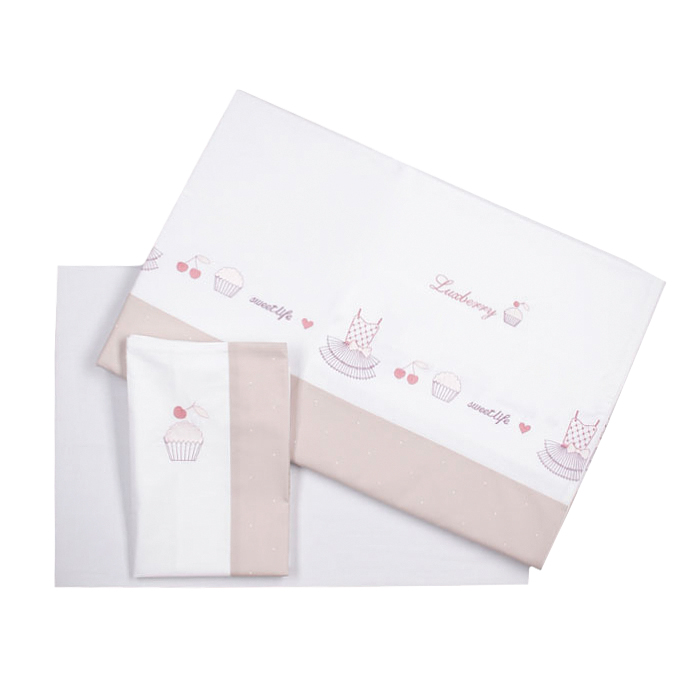 Комплект белья Luxberry Sweet Life 3 предмета
