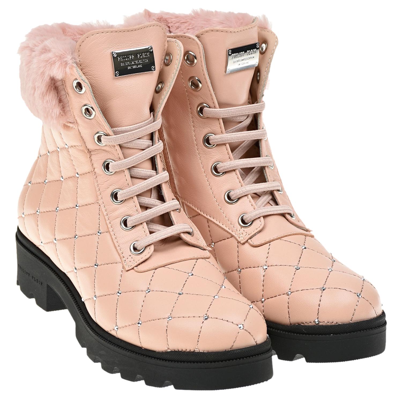 ботинки philipp plein для девочки