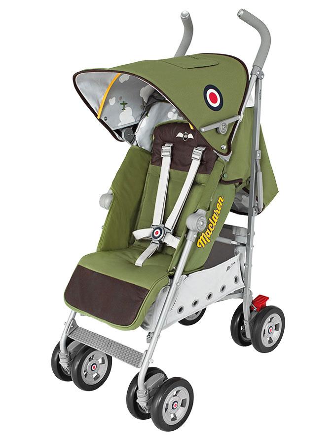Прогулочная коляска Maclaren Techno Xt Spitfire