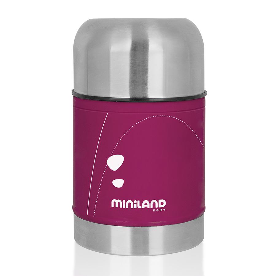 Термос Miniland Soft Thermo для еды в сумке 600 мл