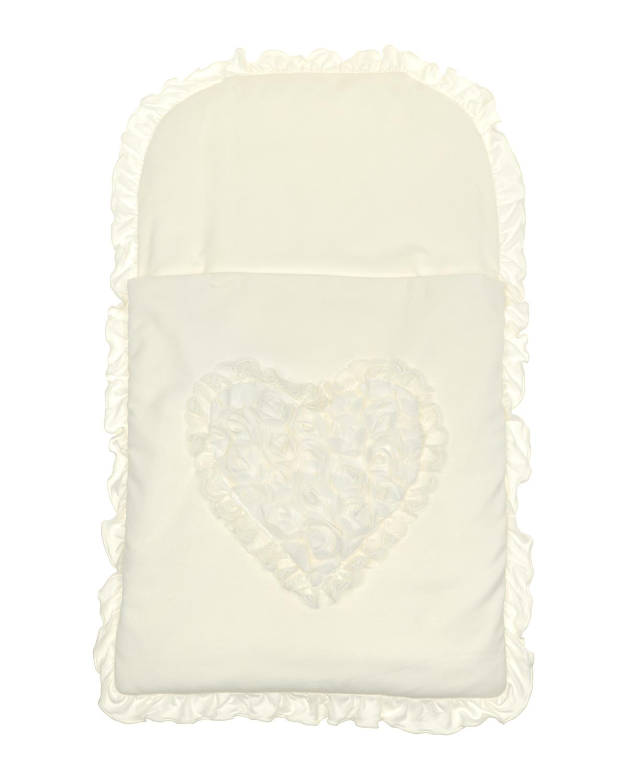 Купить Конверт для новорожденных с кружевным декором, Ladia Chic