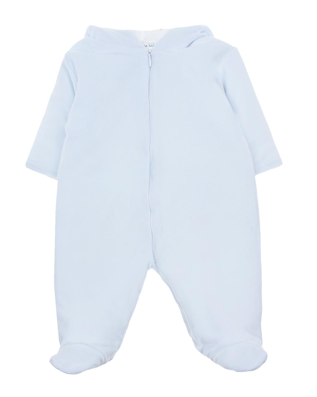 Купить Комбинезон Lyda Baby детский, Голубой, 80%хлопок+20%полиэстер