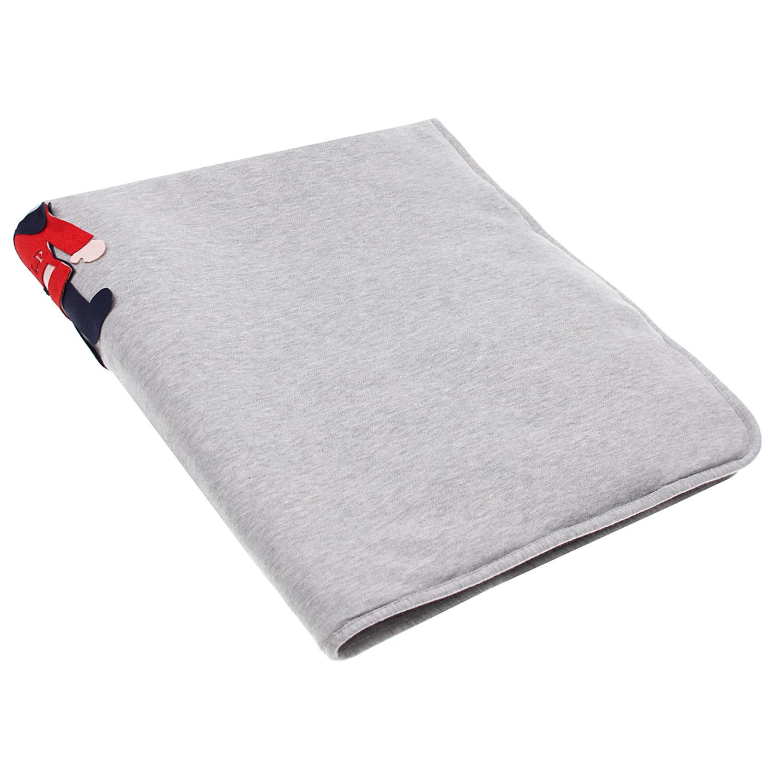 Купить Одеяло с аппликацией Гвардеец La Perla детское, Серый, 100%хлопок