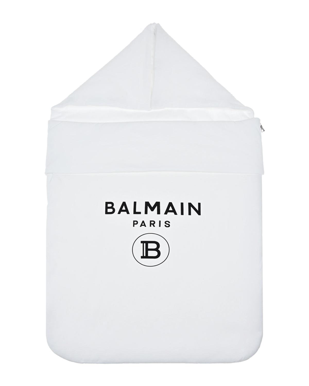 Купить Конверт Balmain детский, Нет цвета, 100%хлопок