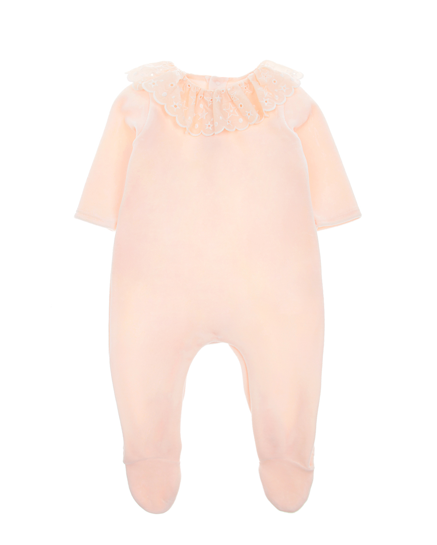 Купить Комбинезон Chloe детский, Розовый, 100%хлопок, 80%хлопок+20%полиэстер